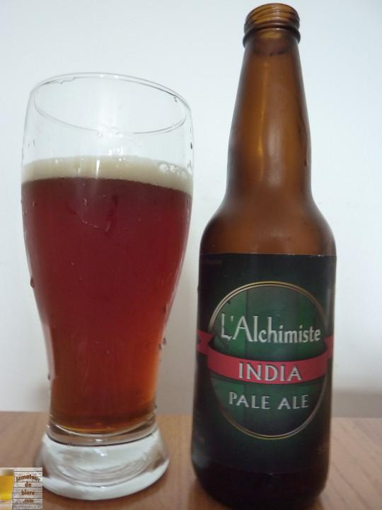 India Pale Ale de l'Alchimiste