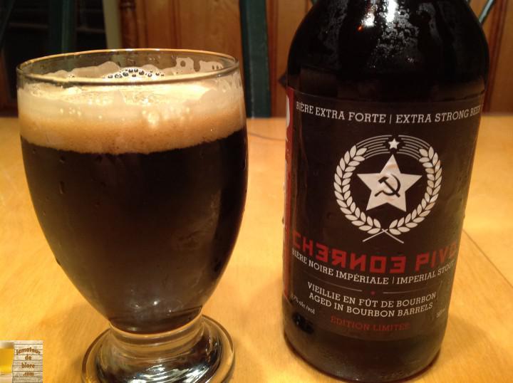 Chernoe Pivo du Trèfle noir