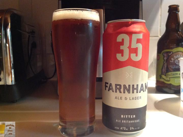 35 de Farnham Ale & Lager