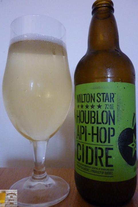Houblon Api-Hop des Vergers de la Colline