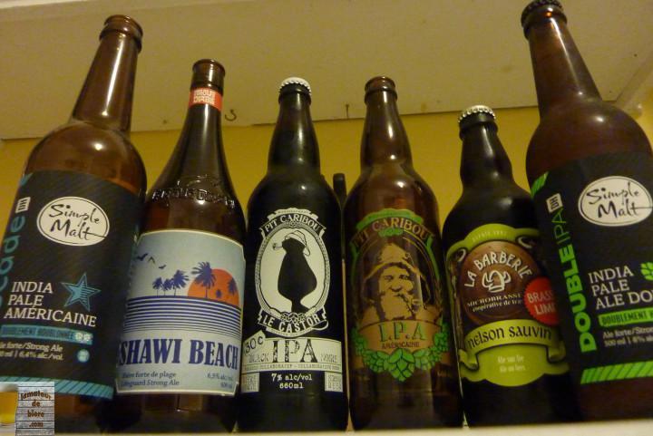 Styles de bières : L'India Pale Ale