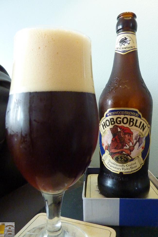 Hobgoblin de Wychwood Brewery (LCBO)