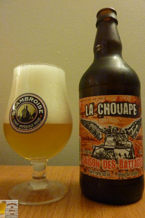 Saison des Battages de La Chouape