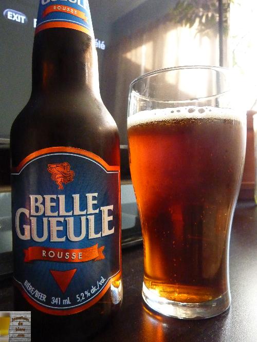 Belle Gueule Rousse des Brasseurs RJ
