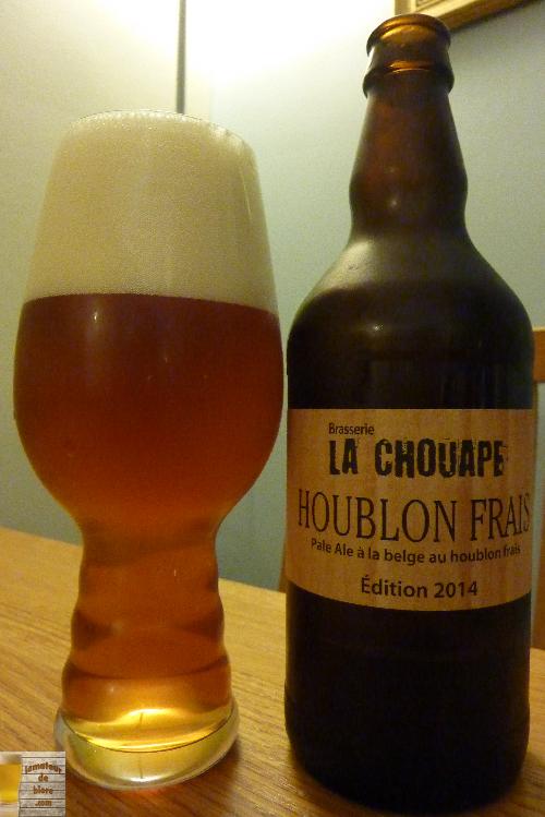 Houblon Frais de la Chouape