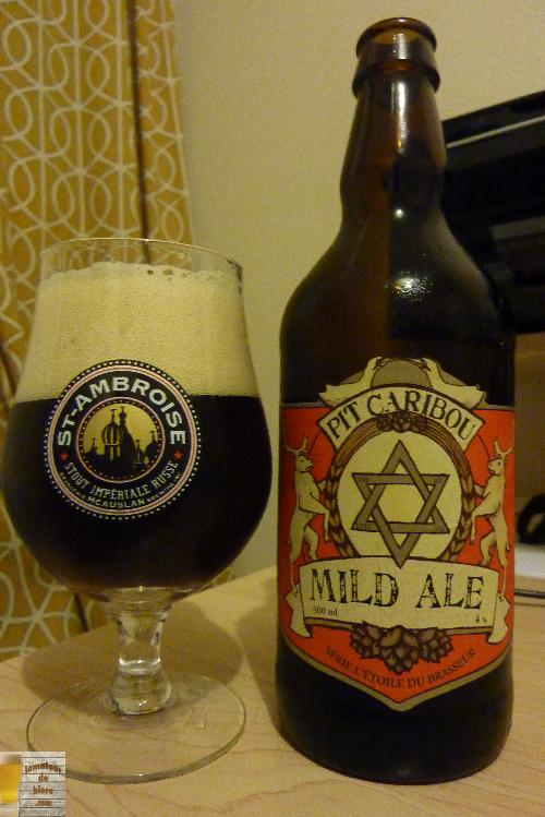 Mild Ale de Pit Caribou