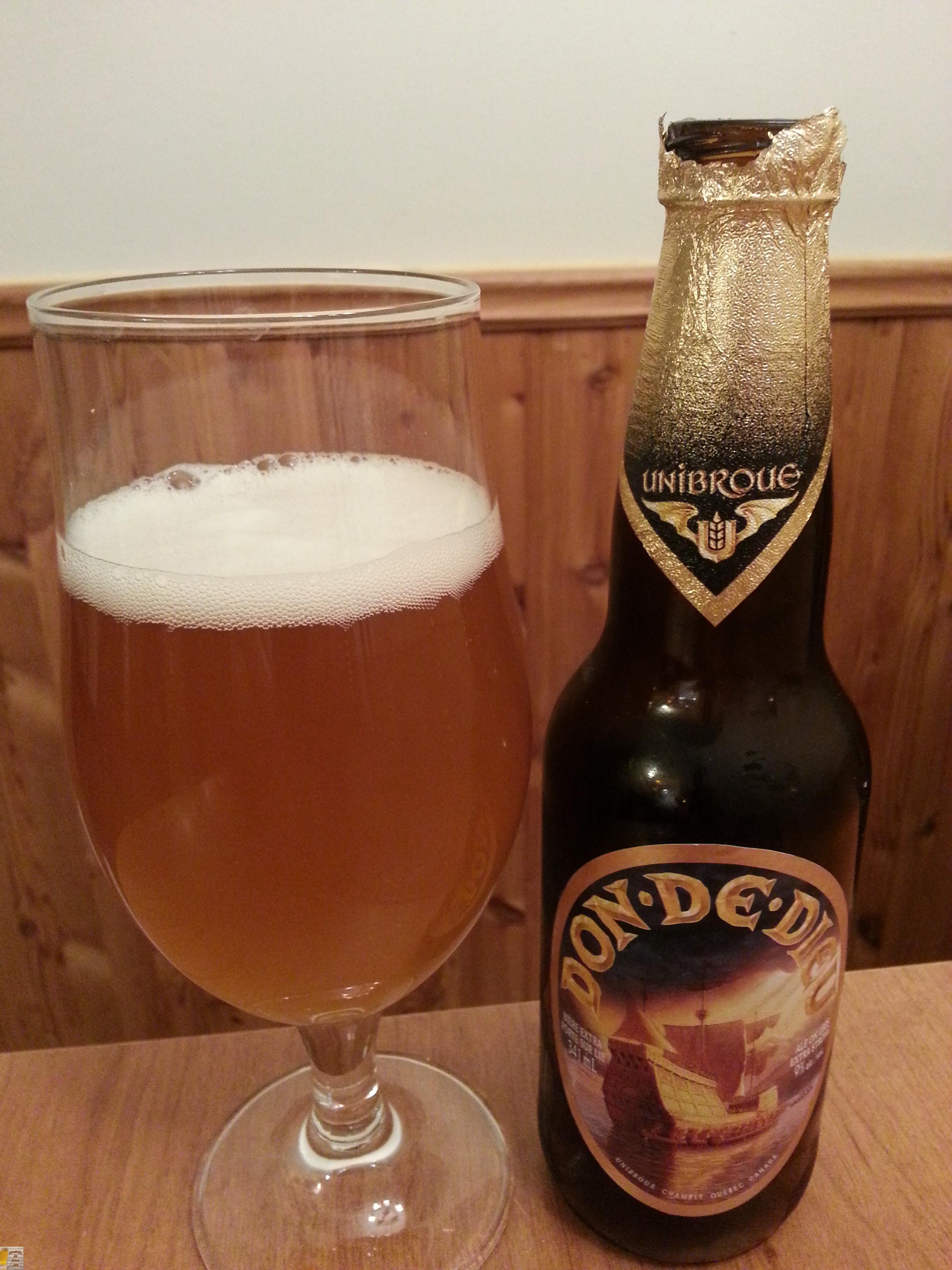 Don de Dieu d'Unibroue