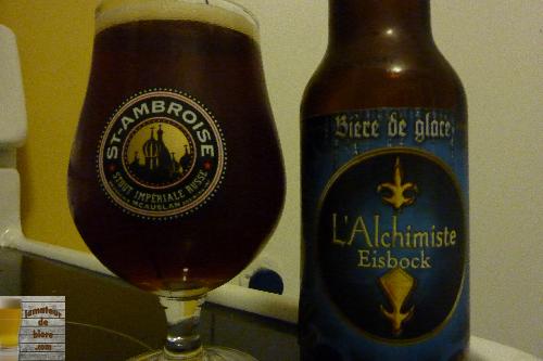 Eisbock de l'Alchimiste