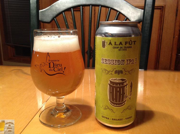 Session IPA I d'À La Fût