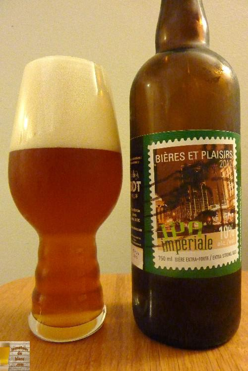 Bières et Plaisirs 2012 des Brasseurs du Temps