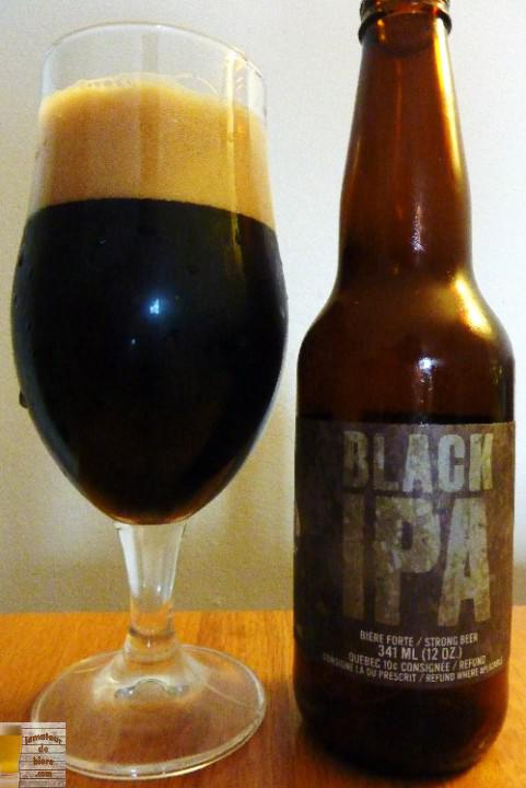 Black IPA de Dunham