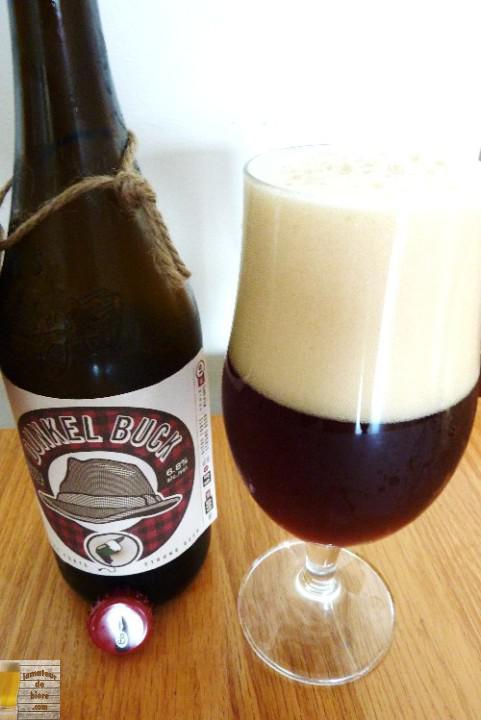 Dunkel Buck de Beau's
