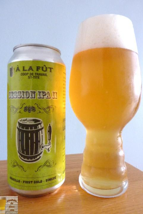 Session IPA II d'À la Fût