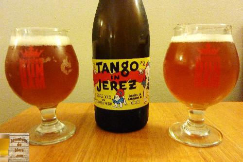 Tango in Jerez de Dunham
