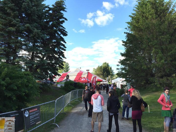 Résumé du Bière Fest de Rimouski 2015