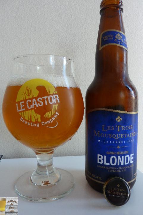 Blonde des Trois Mousquetaires