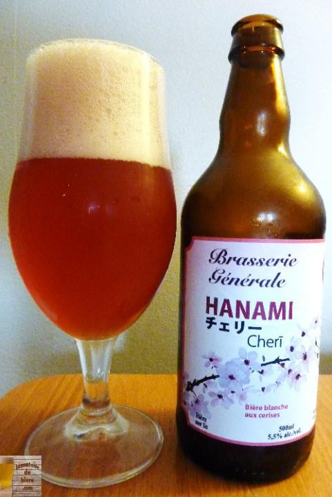 Hanami de la Brasserie Générale