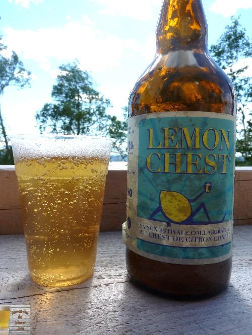 Lemon Chest de l'HopEra, Caroline Leclerc et les Brasseurs Graphiques