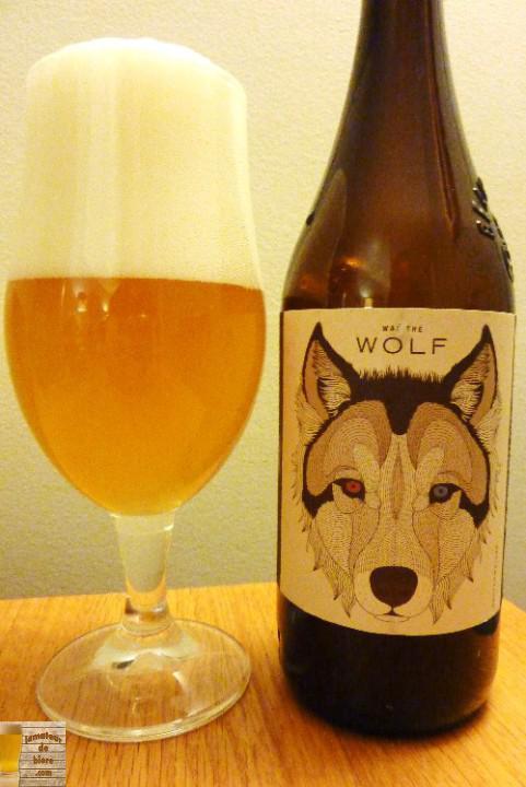 Wag the Wolf de la Brasserie Beau's (Ontario)