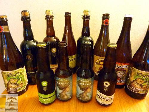 Styles de bières : les bières sûres / acides et les bières sauvages au Québec