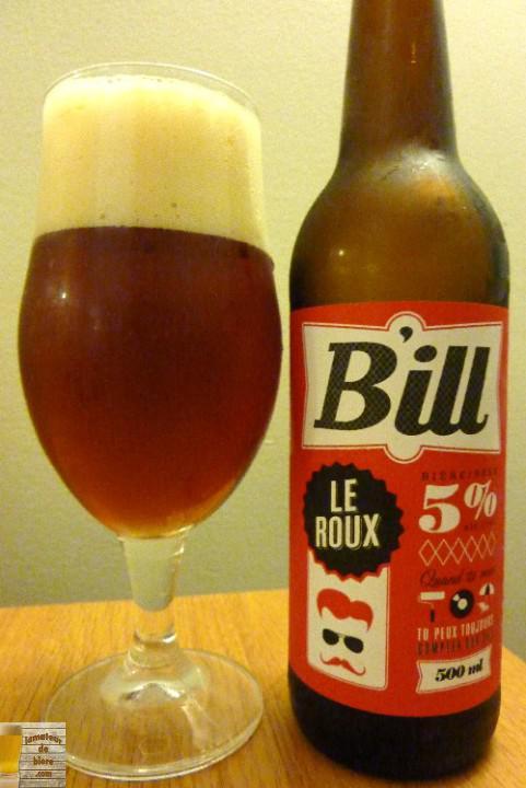 Bill le Roux des Brasseurs Illimités