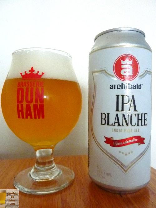 IPA Blanche d'Archibald