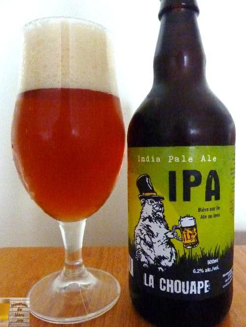 India Pale Ale de la Chouape