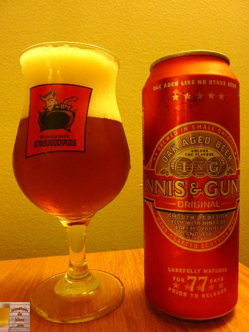 Innis & Gunn de Wellpark (C&C Group) (LCBO)