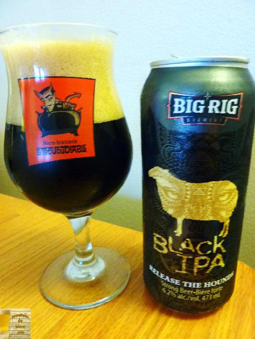 Release the Hounds de Big Rig Brewery (LCBO)
