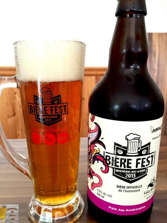 Bière Fest des Fous Brassant