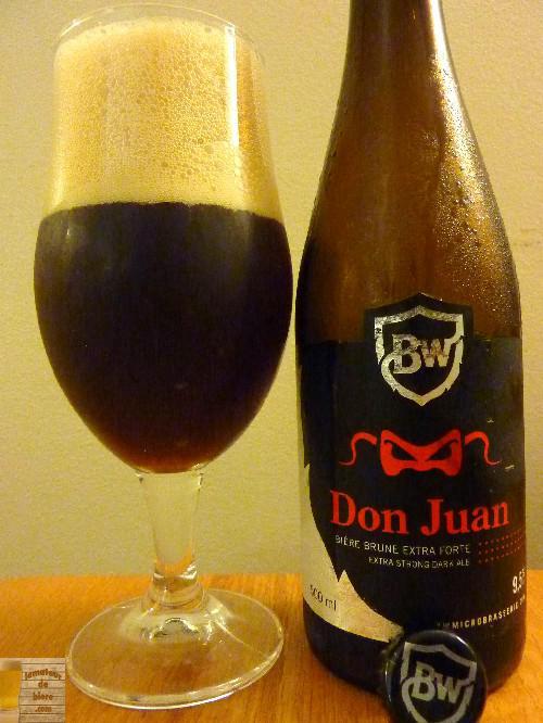 Don Juan de la Microbrasserie Broadway