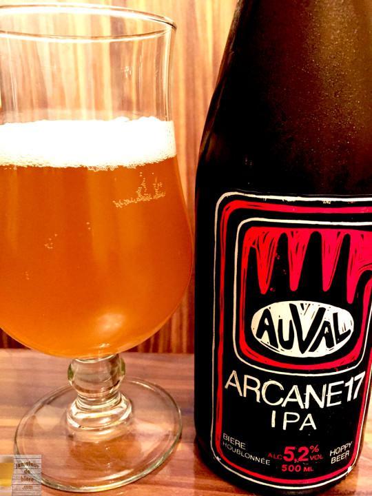 Arcane17 d'Auval