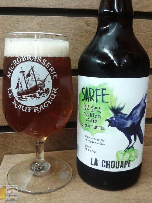 Sarfe de la Chouape
