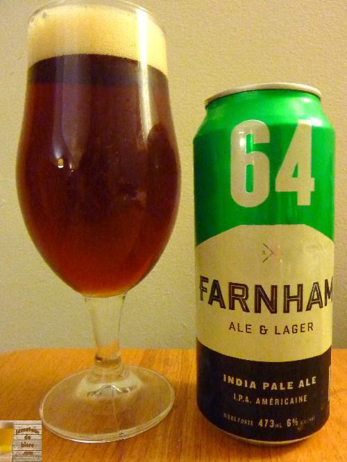 64 de Farnham Ale & Lager