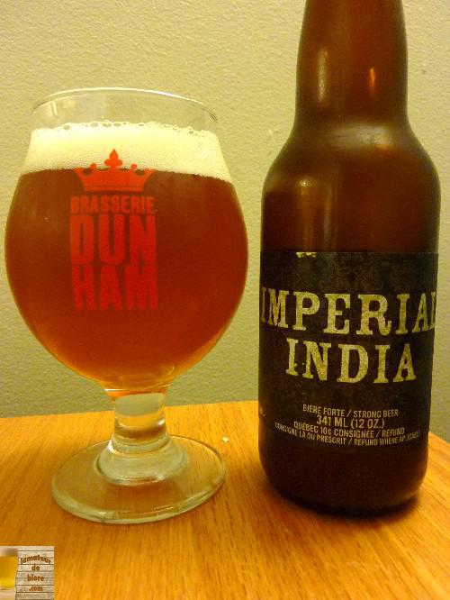 Imperial India de Dunham