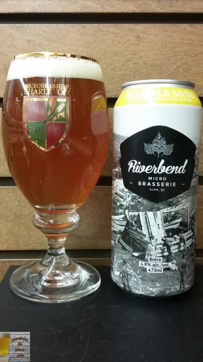 Pale Ale 50/50 de Riverbend