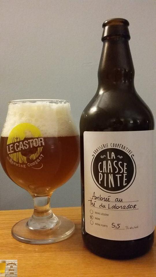 La crochet e de la chasse pinte l 39 amateur de bi re - Pinte de biere en ml ...
