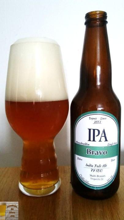 IPA Bravo de Multi-Brasses