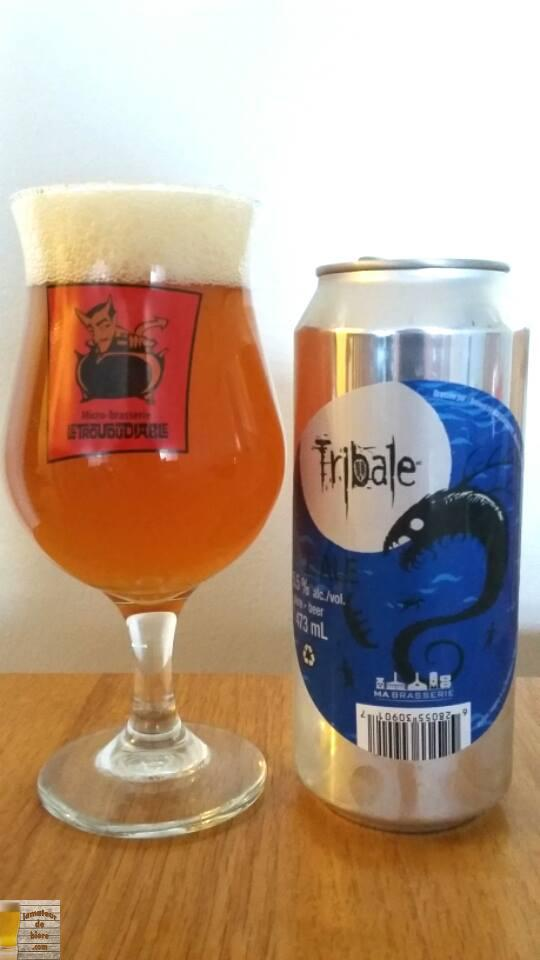 Tribale Pale Ale de Mabrasserie