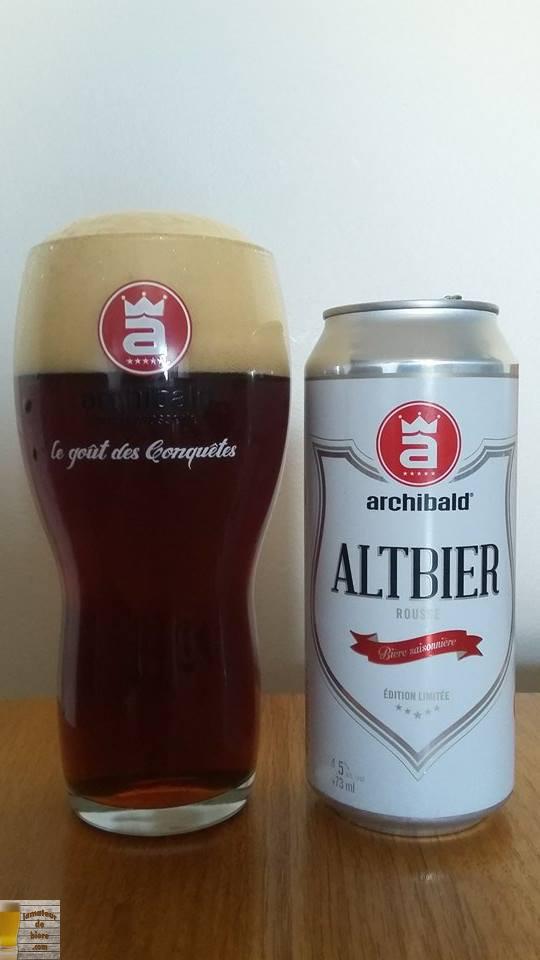 Altbier d'Archibald