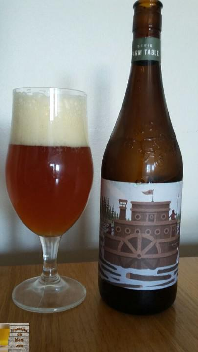 Farm Table IPA de Beau's