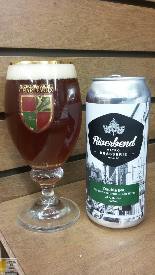 Double IPA de Riverbend