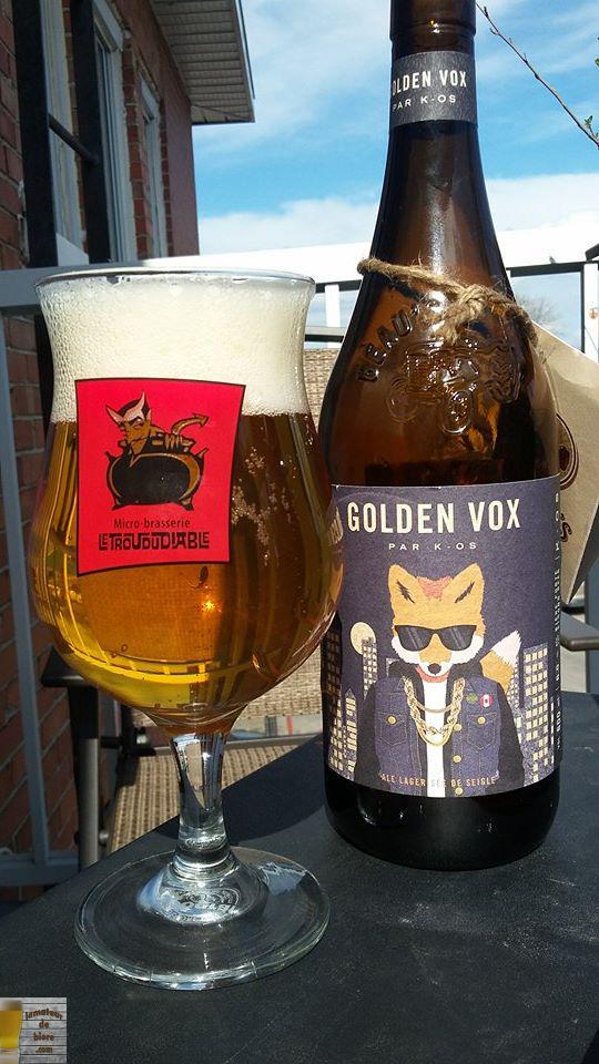 Golden Vox de Beau's