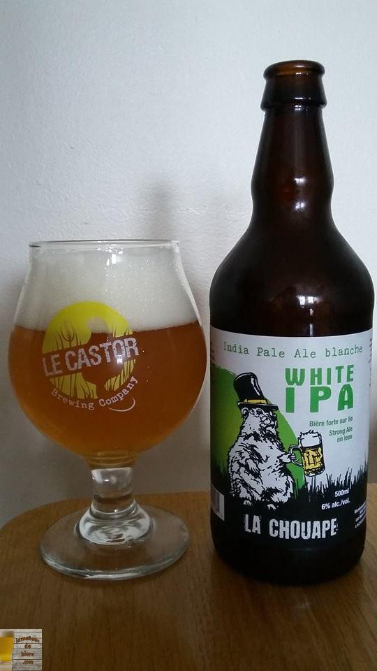 White IPA de la Chouape