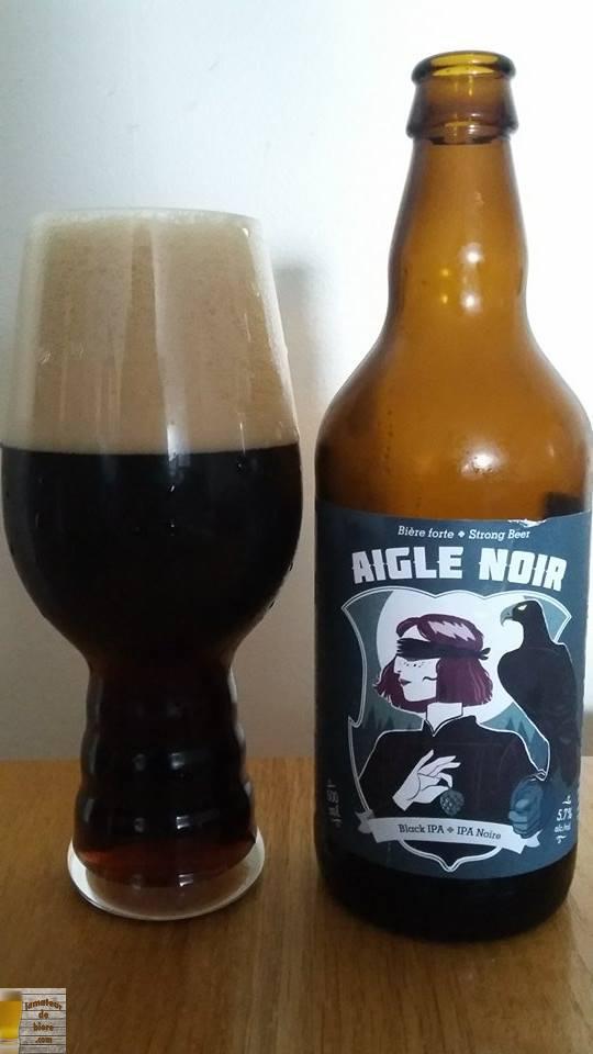 Aigle Noir du Trèfle Noir