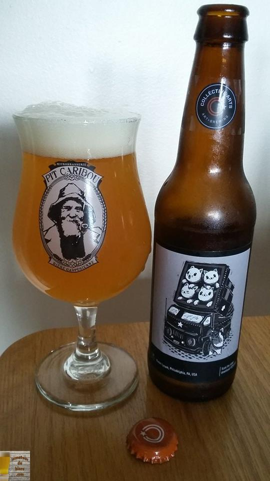 Rhyme and Reason de Collective Arts Brewing (SAQ)