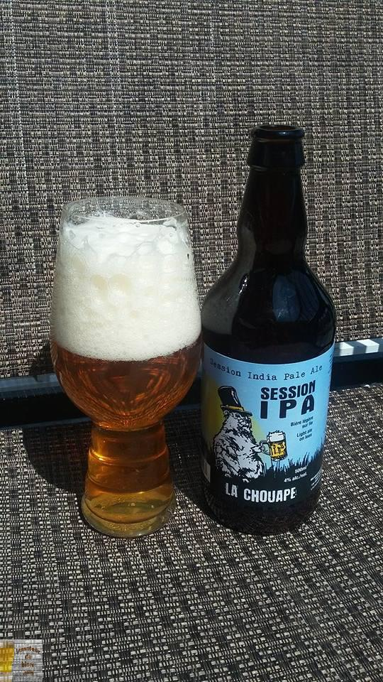Session IPA de la Chouape