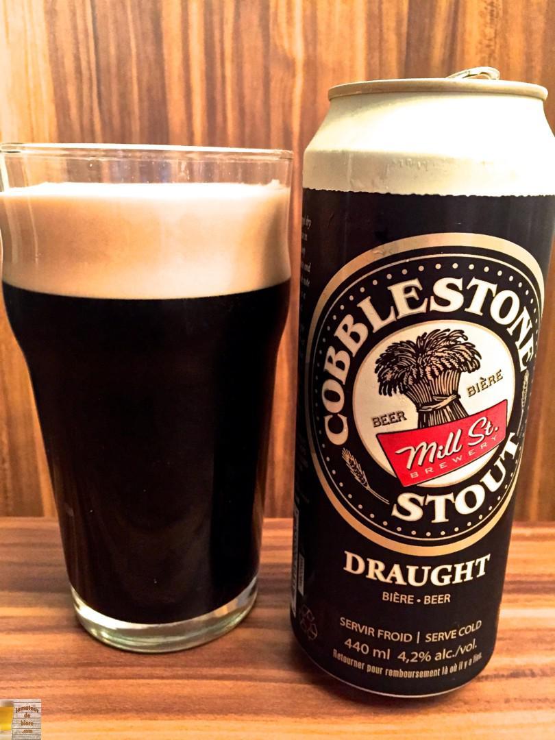 Cobblestone Stout de Mill Street Brewery
