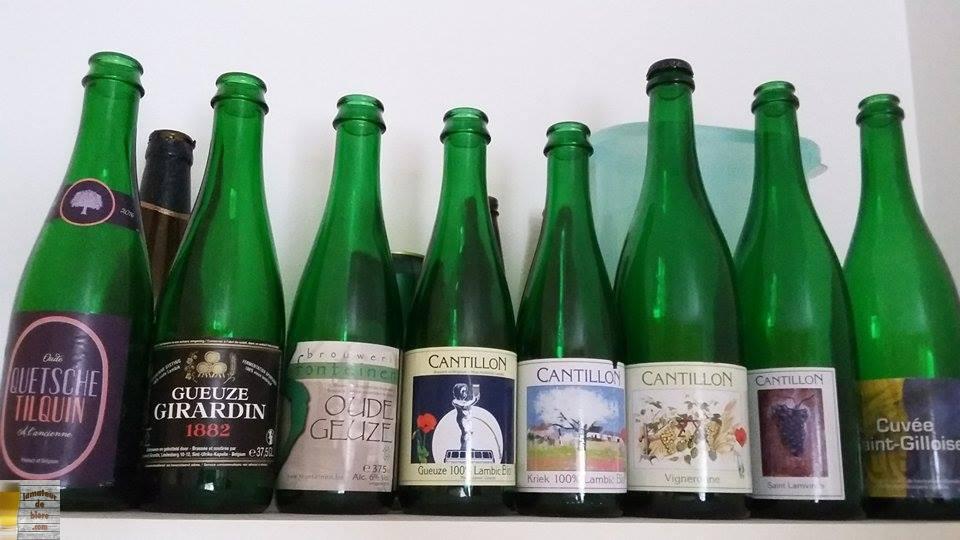 Styles de bières : le Lambic et la Gueuze