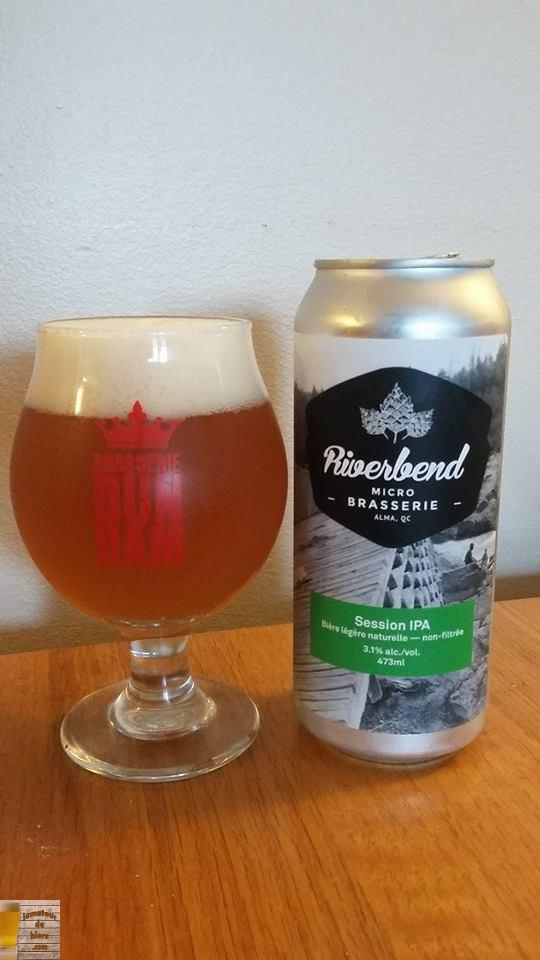 Session IPA de Riverbend